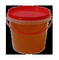 мёд ЦВЕТОЧНЫЙ - объем 1 литр