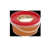 мёд ЛИПОВЫЙ - объем 0,5 литра